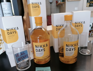 Produit de la semaine : Nikka Days