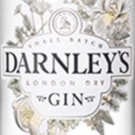 Gin Darnleys (Ecosse) + 1 tonic offert