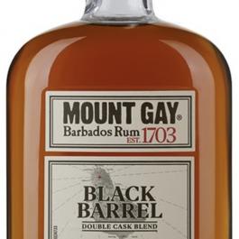 Double Cask Black Barrel (Mount Gay Barbade)