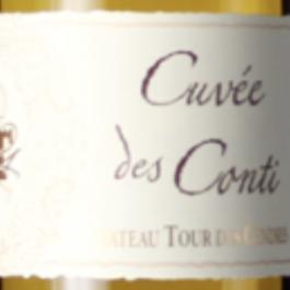 Bergerac BIO 2018 (Domaine de Conti – demi-bouteille)