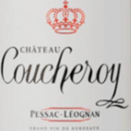 Pessac Léognan 2017 (André Lurton – Château Coucheroy)