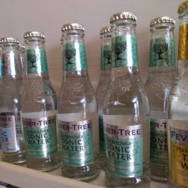 Soda MIXERS FEVER TREE – Mediterranean X4