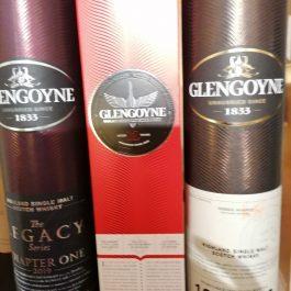 GLENGOYNE LEGACY Chapter 1