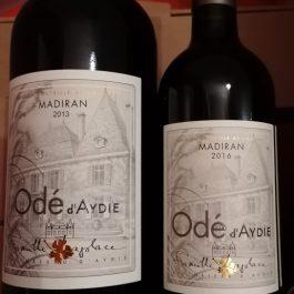 MADIRAN ODE D'AYDIE MAGNUM 2013