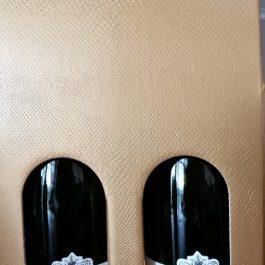 BOURGOGNE Santenay rouge + Rully blanc
