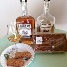 Rhum Mount Gay & Pain d'Epices