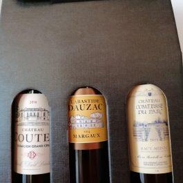 Valisette de Bordeaux Prestige